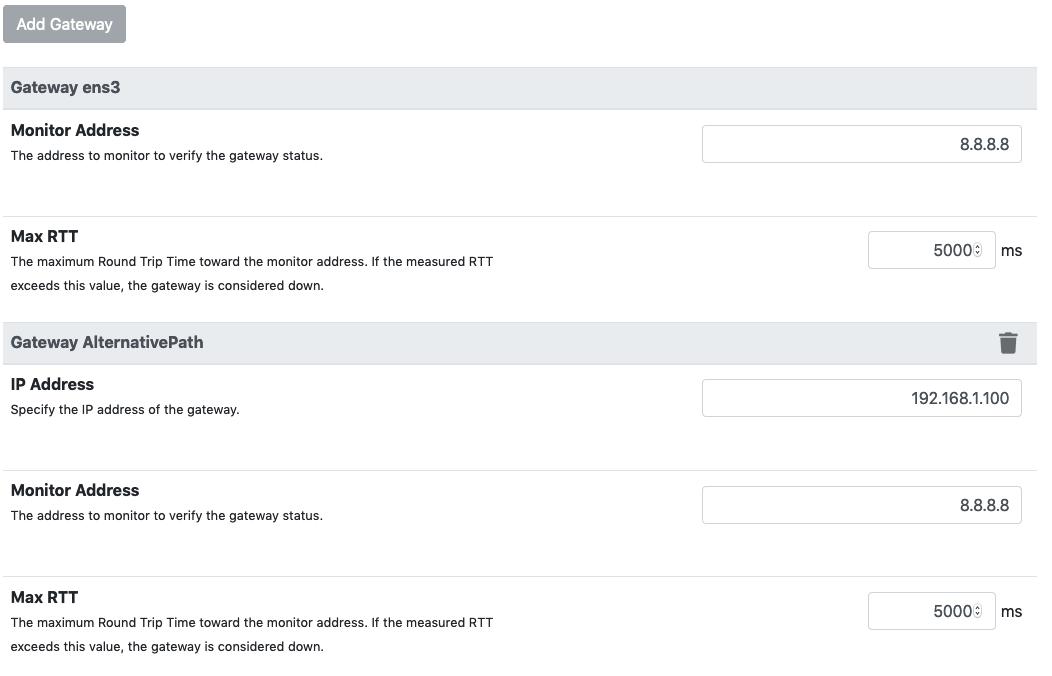Router Mode — nEdge documentation
