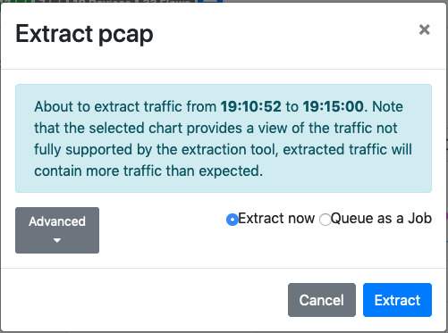 how to extract a file from pcap
